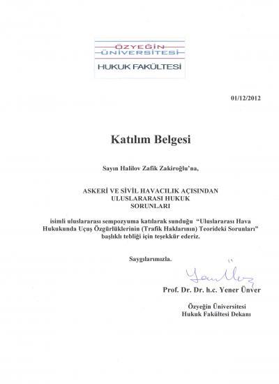 Халилов Зафиг Закир оглы