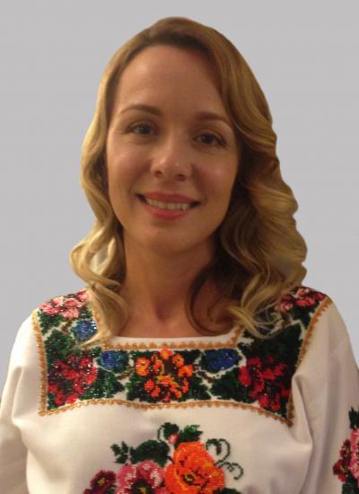 Слипченко Антонина Владимировна